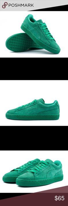 bc507a9c4eb1e7 PRE-OWNED  Puma Classic Suede (Women s) Sneakers ❌ NO TRADES ❌ Worn