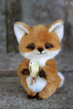 Fox Ginger by Sveta Sitaleva