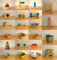 """""""Educación mediante la libertad en un medio preparado""""         Breve introducción al método Montessori:    El Método Montessori se basa en..."""