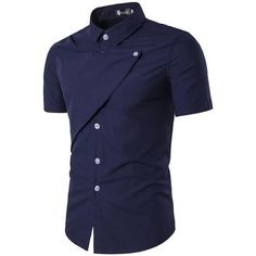 Casual Shirts For Men, Stylish Mens Shirts, Slim Fit Shirt