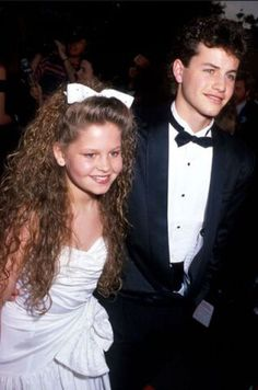 Candace Cameron, now Cameron-Bure, and older brother Kirk Cameron / Did not know they were siblings! / Full House / Fireproof