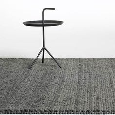 The Peas Rug from Danish design brand, HAY is a gorgeously textured rug made up of wool balls. Rug Texture, Plush Carpet, Carpet Trends, Red Rugs, Grey Carpet, Deco Design, Danish Design, Rug Making, Home Textile