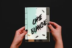 Zine: Carte Blanche on Behance