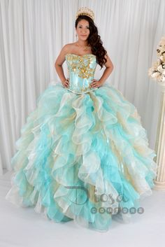 Cheap Quinceanera Dresses in Los Angeles | Xv dresses, Fashion and ...