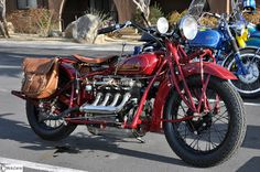 EL BLOG DE ÁNGEL J. ROJAS y A. S. J.: MOTO: INDIAN 402 de 1930