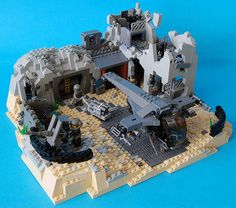 Desert base, via Flickr.