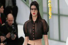 Gigi Hadid, Kendall Jenner…  Fashion Week Paris