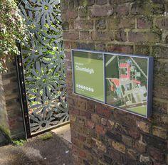 london borough of southwark, burgess park
