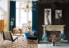 Minimalist 'skinny' furniture; get the designer look for less!