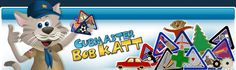 Cubmaster Bob Katt - Cub Scouts - Belt Loops and Pins, Webelos Activity Pins, and much more - Great Cub scout website!