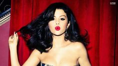 Selena Gomez Hot Lips