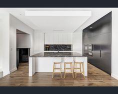 Image result for essastone unique calacatta kitchen pinterest