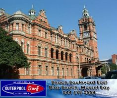 Pietermaritzburg's city hall is the largest red brick building in the Southern Hemisphere. #Pietermaritzburg #SouthAfrica #Facts