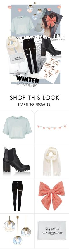 """""""Untitled #214"""" by linneaha on Polyvore featuring Topshop, Barneys New York, Vivienne Westwood, River Island, Decree and Ben's Garden"""