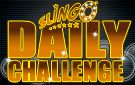 Slingo Daily Challenge is a free online game on www.slingo.com with a different set of Powerups everyday