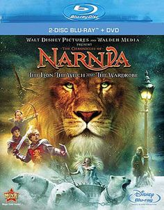 Chronicles of Narnia - The Lion Witch and Wardrobe (Disney) (Blu-ray) (USED) BLU-RAY Movie