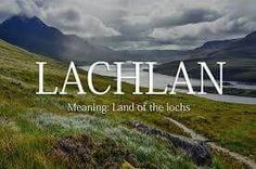 Scottish name