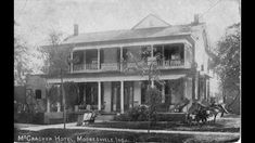 McCracken House (Mooresville Moments #6), by Mooresville Public Library