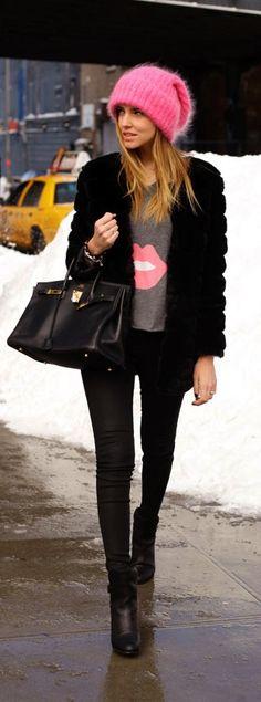 Chiara Ferragni. J Brand jeans