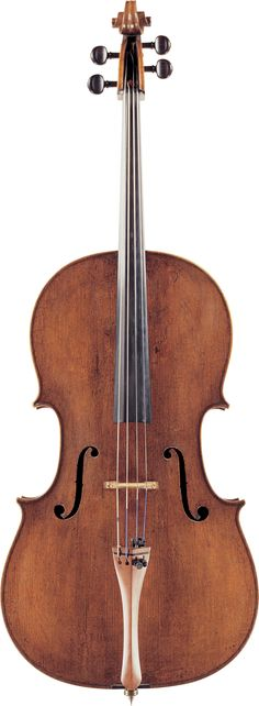 1697 Andrea Guarneri Cello  from The Four Centuries Gallery