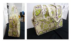 I'm working on a project (revisited): Weekender bag is finished!