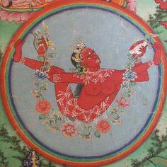 Vajrayogini (Buddhist Deity) - (Naropa Tradition) (Himalayan Art)