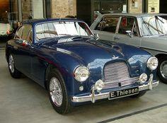 Aston Martin DB 2 ... | Der Aston Martin DB2 war ein Sportwa… | Flickr