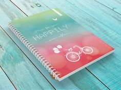 "Our ""Plan for your HAPPILY ever after"" 2016 ID Diary cover design! out now"