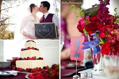 Liz and Nick - love the jewel colors Jewel Colors, Jewel Tones, Colorado Mountains, Bed And Breakfast, Fresh Fruit, Catering, Gem, Horse, Weddings