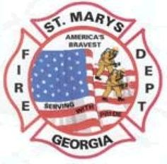 St. Marys Fire Department Logo