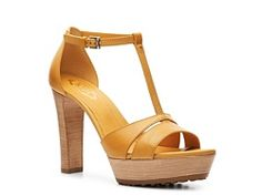Tod's Leather Sandal