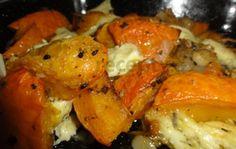 Hokaido zapečená s Nivou Vegetarian Recipes, Cooking Recipes, Healthy Recipes, Pumpkin Squash, Home Food, Paleo, Food And Drink, Low Carb, Yummy Food