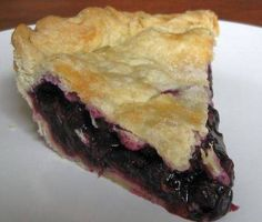 As requested...here's my recipe for a  lip smacking good Blueberry Pie! Enjoy! Terry's Cooking Tips: Blueberry Pie by Request