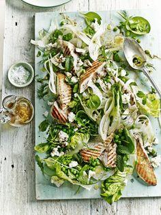 Fresh green salad ♥