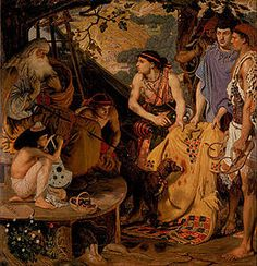 Ford Madox Brown - Wikipedia, the free encyclopedia