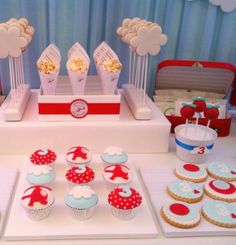 Les Enfants, Stylish Children's Parties Blog: Real Party - Helicopter Party