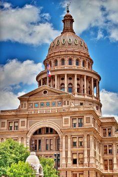 Capitol Dome, Austin, Texas, USA