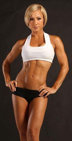 Female fitness model Jamie Eason #fitness