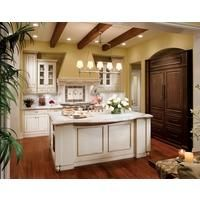 Cornerstone Inset Cabinetry from Canyon Creek