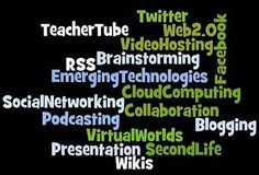 different types of education technology image pic wordcloud picture JPG emergingedtech