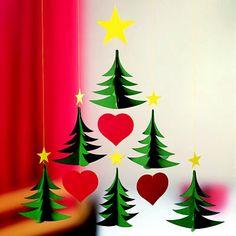 クリスマスとも相性◎。繊細でカラフルなフレンステッドのモビールを飾ろう♪ | キナリノ