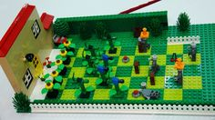 Plants vs zombies Lego. Our next Lego project!