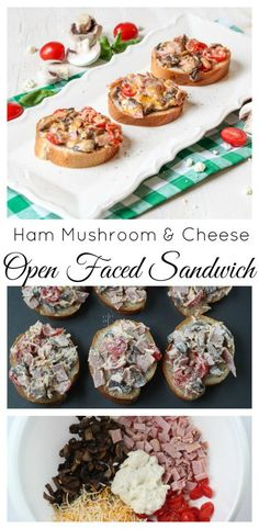 SANDWICHES FOR A TASTY QUICK MEAL on Pinterest | Sandwiches, Grilled ...