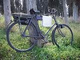 ... bicycle vintage war mark bicycles greece v ww2 british wd wartime bsa