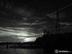 Black and white, Infrared, IR, Baltimore, Moon, #jihonation