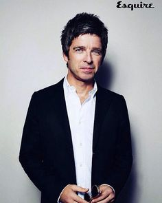 Not holding back: Noel Gallagher has declared that fame is wasted on the likes of Harry Styles and Zayn Malik, telling Esquire magazine they have nothing to say and no real 'spirit'