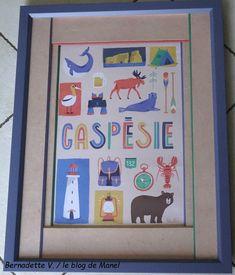 Bernadette V./ élève de Manel / bandes biseautées Blog, Frame, Home Decor, Picture Frame, Band, Decoration Home, Room Decor, Blogging, Frames