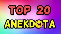 Ανέκδοτα ΤΟΠ 20 (Πολύ γέλιο!) #ανεκδοτα #ανεκδοτο #αστειο #αστειατορας #αστειαβιντεο Petunias, Logos, Logo