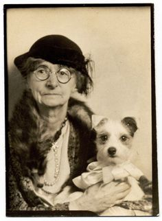 Old timer and dog. http://www.anywhen.com/
