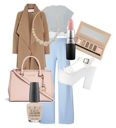 """""""Fresh Spring"""" by elleaa on Polyvore featuring 10 Crosby Derek Lam, Christopher Kane, Speed Limit 98, Harris Wharf London, Michael Kors, Barry M, MAC Cosmetics, Mixit, OPI and women's clothing Harris Wharf London, Speed Limit, Christopher Kane, Derek Lam, Opi, Mac Cosmetics, Women's Clothing, Michael Kors, Fresh"""